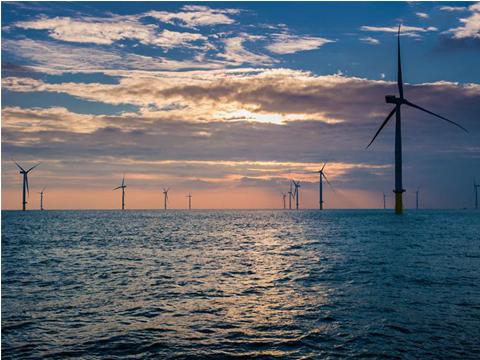 近期:最新2074MW海上风电项目动态信息